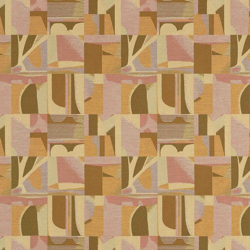 Architectonic Mural High Performance Upholstery Fabric