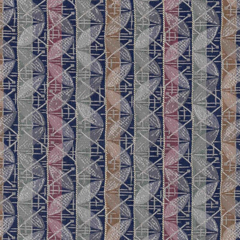 Exchange Investor Woven Striped Flat Upholstery Fabric