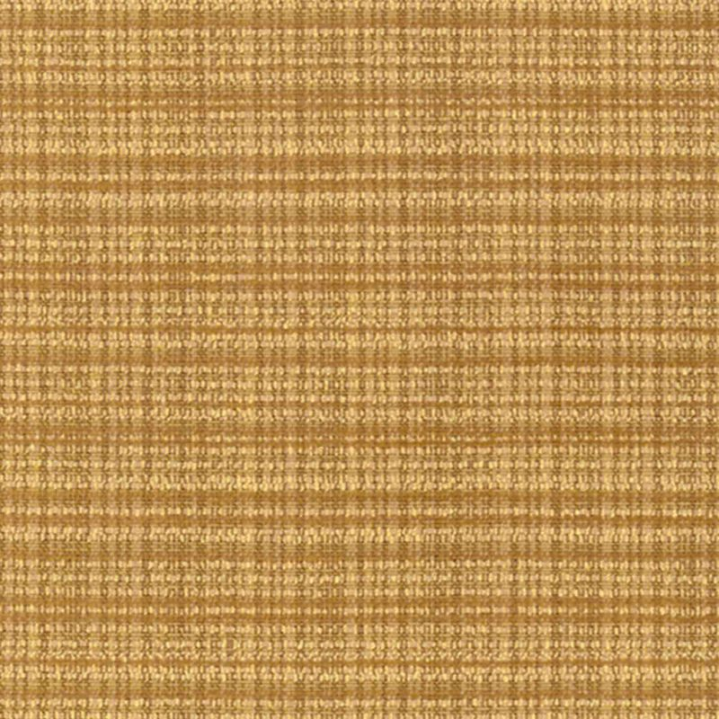 Larchmont Golden Woven Textured Upholstery Fabric