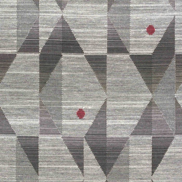 Launch Day Granite Woven Flat Upholstery Fabric