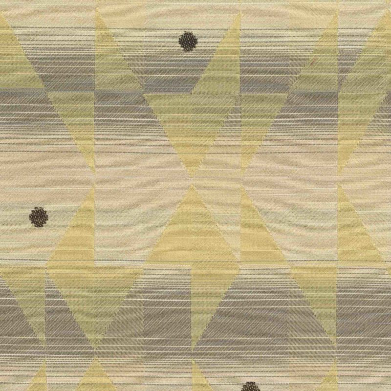 Launch Day Mustard Woven Flat Upholstery Fabric