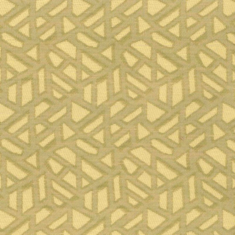 Make Tracks Chartreuse Woven Flat Upholstery Fabric