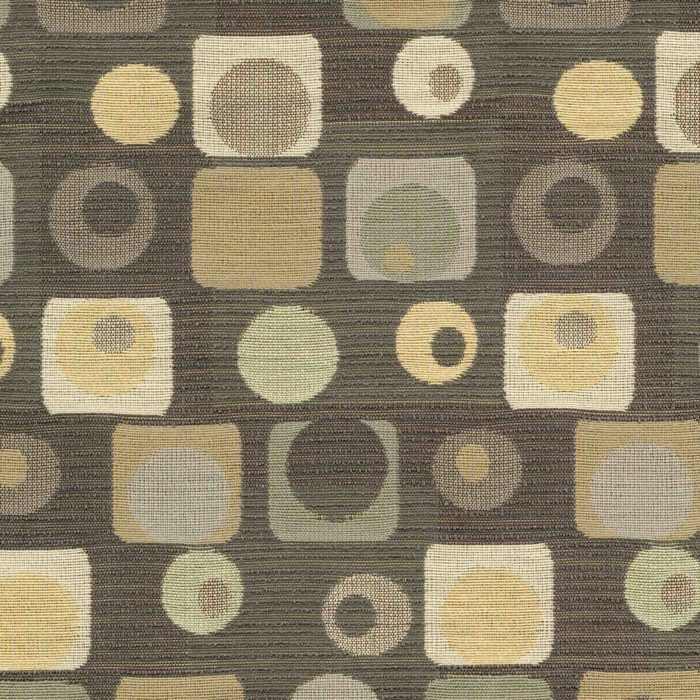 Martini Straight Up Stir Woven Flat Upholstery Fabric