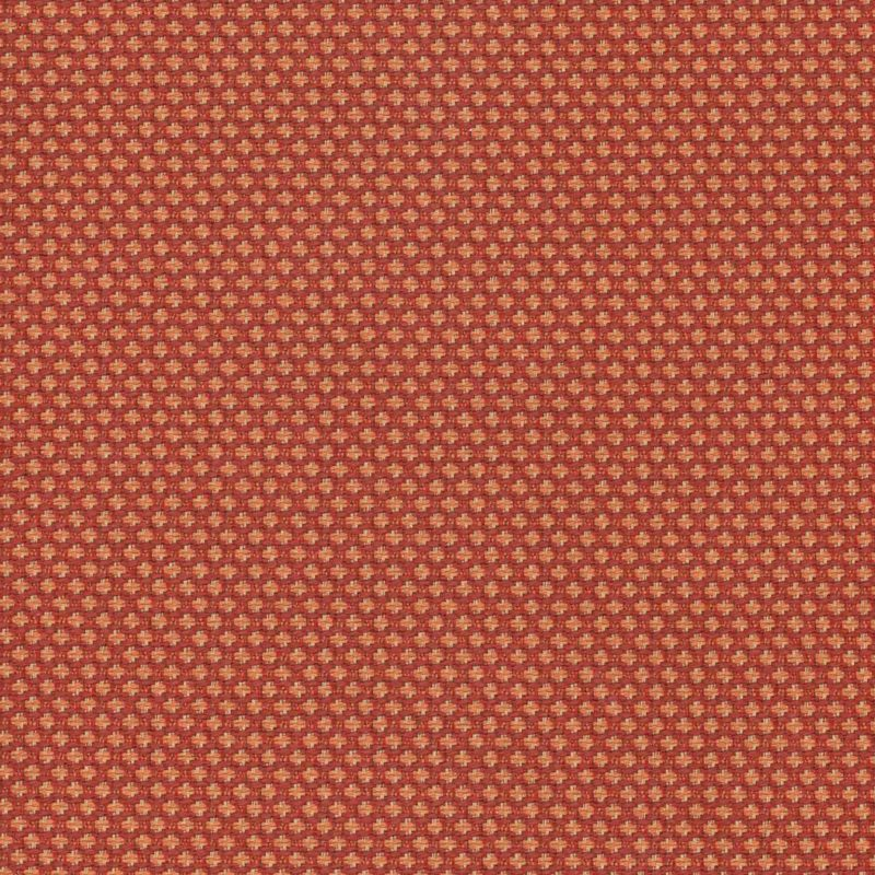 Morgan Red High Performance Woven Furniture Upholstery Fabric