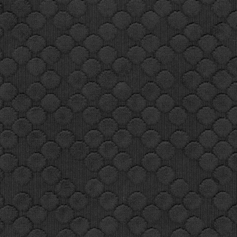 Movie Tone Ebony Woven Pile Furniture Upholstery Fabric
