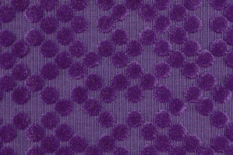 Movie Tone Royal Woven Pile Furniture Upholstery Fabric