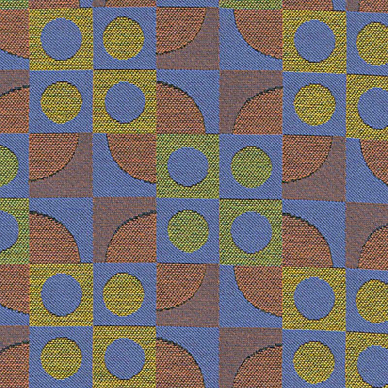Record Hop Madison Woven Flat Furniture Upholstery Fabric